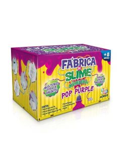 Fábrica de Slime Kimeleka Pop Purple Acrilex - 43005