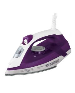 Ferro a Vapor FX2500 Ceramic Gliss Black and Decker