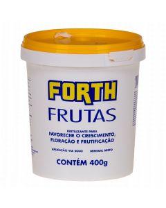 Fertilizantes para Jardim 400g Forth - Frutas
