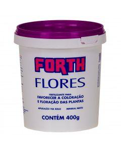 Fertilizantes para Jardim 400g Forth - Flores
