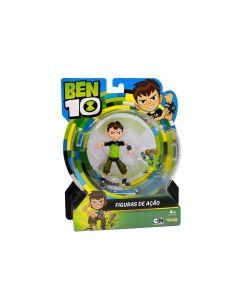 Figura 1750 Ben10 Playmates Sunny Brinquedos - Verde
