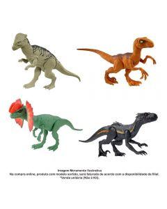 Figura Básica Do Jurassic World Mattel - FMY87