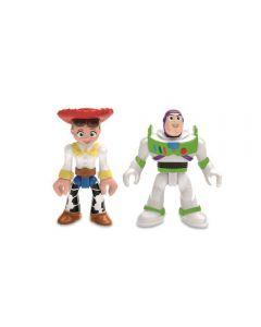 Figura Toy Story Legacy Básico Mattel - GFT00 - Branco