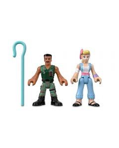 Figuras Básicas do Toy Story Mattel - GBG89 - Betty e Carl