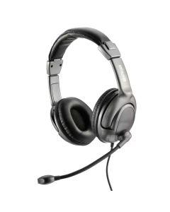 Fone de Ouvido com Microfone PH043 Digital Multilaser - Preto