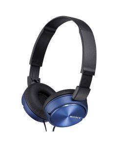 Fone de Ouvido com Microfone Sony MDRZX310AP - AZUL