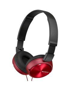 Fone de Ouvido com Microfone Sony MDRZX310AP - VERMELHO
