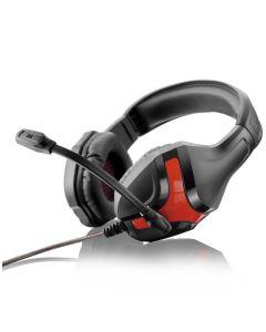Fone de Ouvido PH101 Headset Gamer Multilaser - Preto