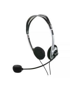 Fone de Ouvido Multilaser PH002 com Microfone - Preto