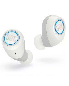 Fone de Ouvido Wireless Free X In Ear JBL - Branco