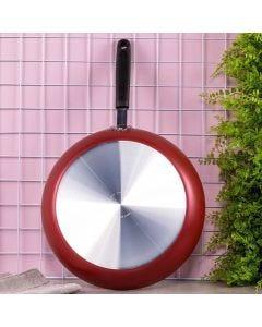 Frigideira Profissional 32cm Tramontina - Vermelho