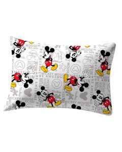 Fronha 48x68 Estampa Corrida Disney Havan - Mickey Mouse