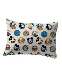 Fronha 48x68 Estampa Corrida Disney Havan - Amigos do Mickey