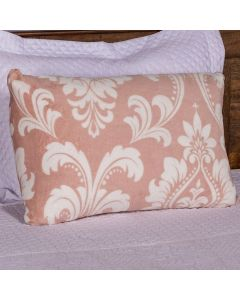 Fronha 50X70cm Plush Estampada Yaris - Viena Rose