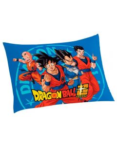 Fronha Avulsa Dragon Ball Lepper - Azul