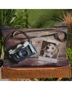 Fronha Avulsa Estampa Digital Decore  - Retrato