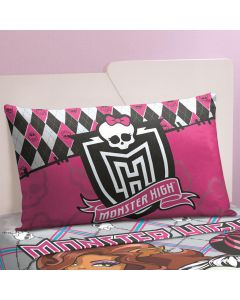 Fronha Avulsa Infantil Lepper - Monster High