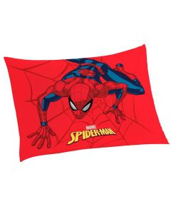 Fronha Avulsa Spider Man Lepper - Vermelho
