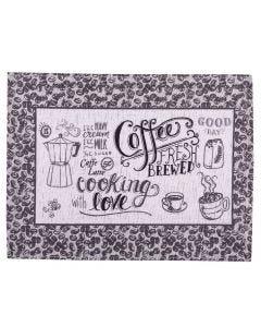 Fundo De Prato Dia A Dia Karsten - Black Coffe