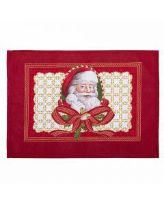 Fundo De Prato Natal Karsten - Sinos de Noel