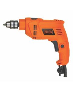 "Furadeira de Impacto 3/8"" 450W TD450 Black And Decker"