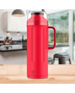 Garrafa Térmica Personal 1 litro Termolar - Vermelho