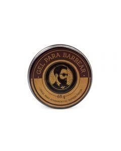 Gel Para Barbear Barba de Respeito - 65g