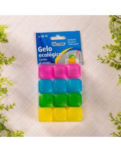 Gelo Ecológico 12 Unidades Western - Colors