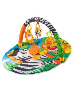 Ginásio de Atividades Infantil Havan - HBR0074 - Colorido