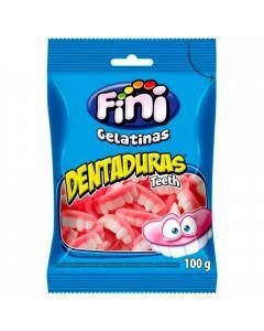 Goma Dentadura Fini - 100g