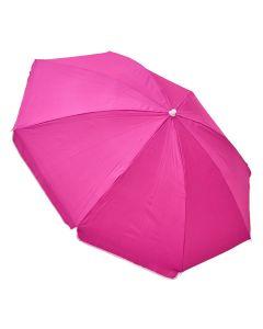 Guarda-sol 180cm Liso Master Beach - Pink