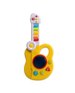 Guitarra Musical Havan - HBR0075 - Amarelo