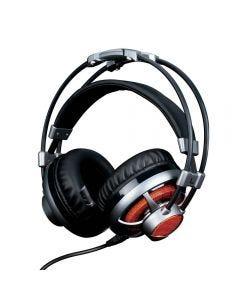 Headset Gamer 7.1 Surround Channel com Microfone HGSS71 ELG - Preto