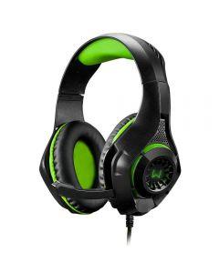 Headset Gamer Rama P3/Usb Stereo Warrior - Preto