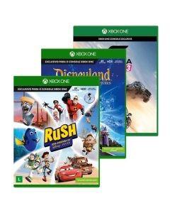 Hit Combo com 3 Jogos Xbox One JOGM0155 - Ação