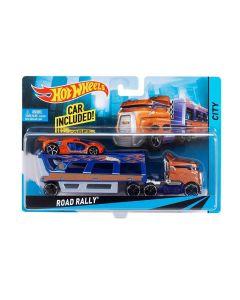 Hot Wheels Caminhão Transportador BDW51 Mattel - Sortidos