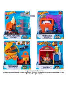 Hot Wheels Pista City Básico Mattel - FMY95