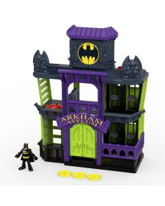 Imaginext Batman Asilo Arkham FDX24 Fisher-Price - Colorido