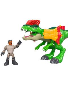Imaginext Jurassic World Fisher-Price - FMX88  - Verde