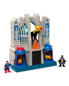 Imaginext Sala da Justiça DC Fisher-Price - Azul