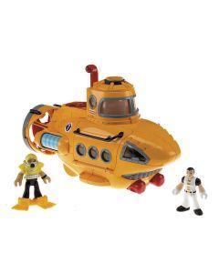 Imaginext Submarino Aventura N8270 Fisher-Price - Amarelo