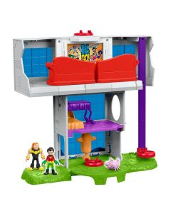 Imaginext Torre dos Jovens Titãs DTM81 Fisher-Price - Colorido