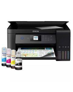 Impressora Multifuncional WiFi Epson EcoTank L4160 - Bivolt
