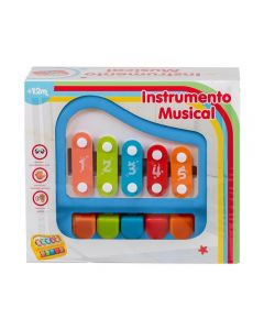Instrumento Musical Havan - HBR0140 - Azul