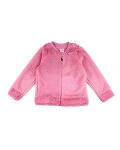Jaqueta de 1 a 3 Anos Pelinhos Yoyo Kids Rose