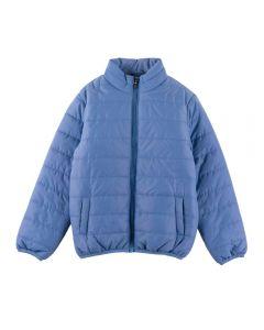Jaqueta de 4 a 10 Anos Nylon Marmelada Azul