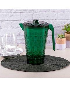 Jarra Cristal 2 Litros Plasvale - Verde