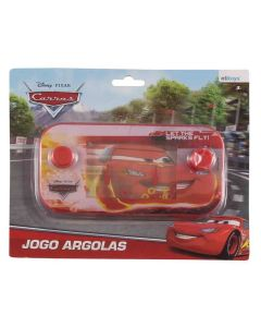 Jogo Aquático Argolas DY-125 Cars - Vermelho