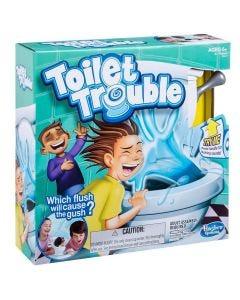 Jogo Banheiro Maluco Espira Água Hasbro - Branco