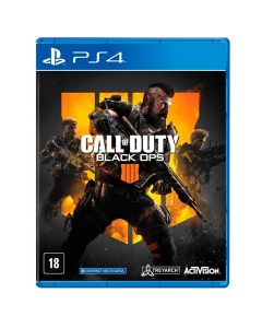 Jogo Call of Duty Black Ops 4 Playstation 4 - Tiro